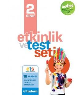Tudem 2. Sınıf Etkinlik ve Test Seti - ETS