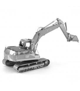 CAT İş Makinası 3 Boyutlu Metal Puzzle