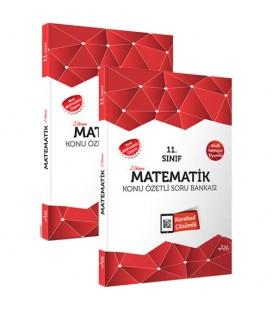 11. Sınıf Matematik Konu Özetli Soru Bankası Seti 2 Kitap Asel Yayıncılık