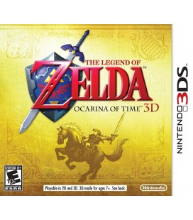 The Legend Of Zelda Ocarina Of Time 3D - Nintendo 3DS  Oyun