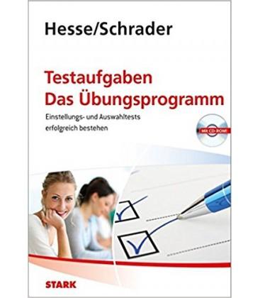 Hesse/Schrader Testaufgaben - Das Übungsprogramm