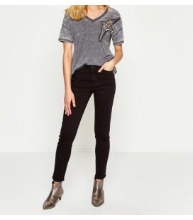 Koton Skinny, Low Waist Trousers Bayan Pantolon  8KAK47111DW999
