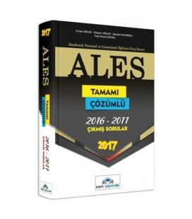 2017 ALES Tamamı Çözümlü Çıkmış Sorular İrem Yayınları