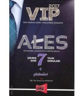 ALES VIP Son 7 Yılın Çıkmış Soruları ve Çözümleri 2017