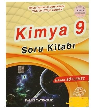Palme Yayıncılık 9. Sınıf Kimya Soru Kitabı