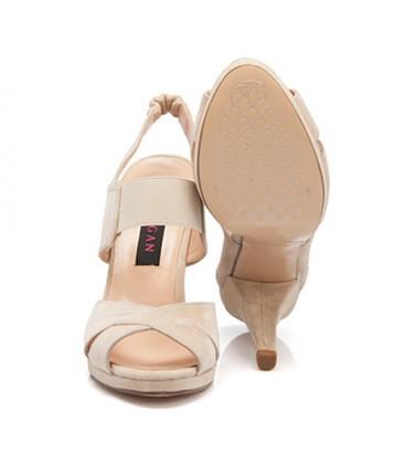 Tergan K.BEJ-SÜET Bayan Ayakkabı  62821A5E