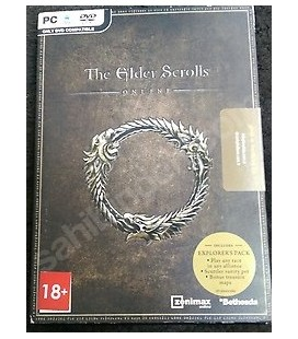 The Elder Scrolls Online PC Oyun Bethesda