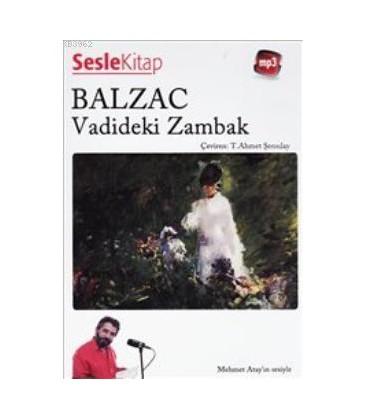 Vadideki Zambak (2 Cd-Sesli Kitap)