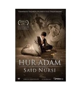 Hür Adam Bediüzzaman Said Nursi Dvd