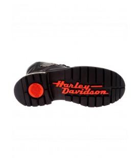 Harley Davidson Deri Bağcıklı Erkek Bot 025M0320