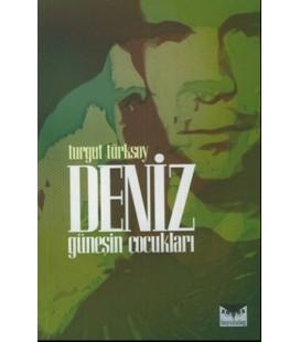 Deniz Güneşin Çocukları - Turgut Türksoy - Büyülüdağ Yayınları