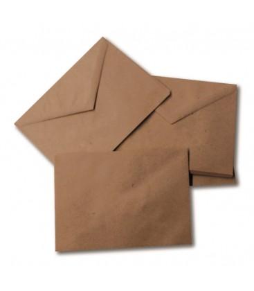 Asildoğan Dosya Zarfı 90 Gram 16.2X22.9 Kraft 500 Adet