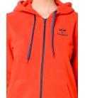 Hummel Bayan Sweatshirt T36651-3015 South Zip Hoodie