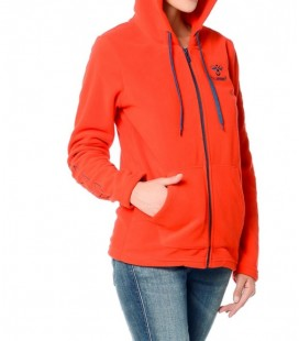 Hummel Bayan Sweatshirt T36651-3015 South Zip Hoodie