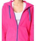 Hummel Bayan Sweatshirt T36651-3650 South Zip Hoodie