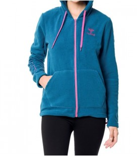 Hummel Bayan Sweatshirt T36651-7880 South Zip Hoodie