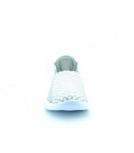 Kadın Spor Ayakkabı Punto 502024 Beyaz/Gümüş