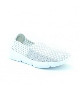 Punto 502024 Beyaz/Gümüş Kadın Spor Ayakkabı