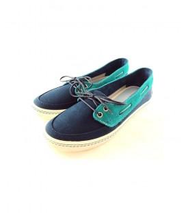 Lacoste Lacivert Bayan Ayakkabı 7-29SRW0130-QP2