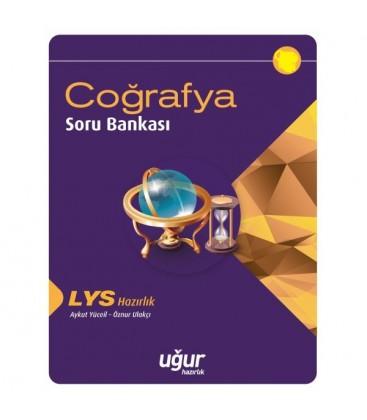 LYS Coğrafya Soru Bankası Uğur Yayınları