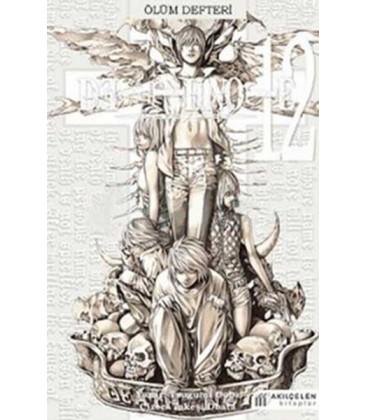 Death Note - Ölüm Defteri 12 - Tsugumi Ooba