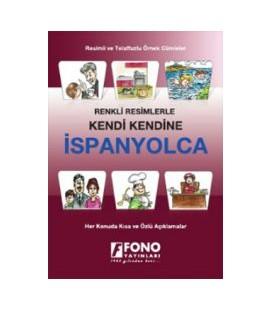 Resimlerle İspanyolca Yayınevi : Fono Yayınları