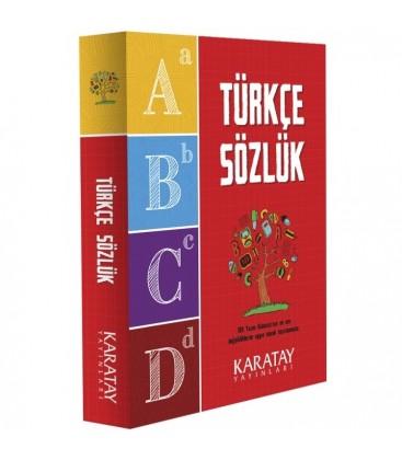 Türkçe Sözlük Karatay Yayınları