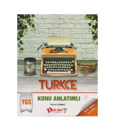 Dahi Adam Yayın YGS Türkçe Konu Anlatımlı