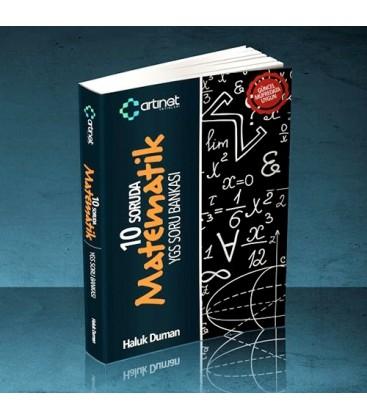 ArtıNet YGS 10 Soruda Matematik  Soru Bankası