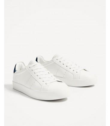 f05b8791c76e80 Zara Beyaz Spor Unisex Ayakkabı 2708 201 001 - Gümrük Deposu
