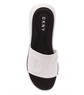 DKNY Bayan Terlik DKNYK175121731-185-WHITE-BLACK