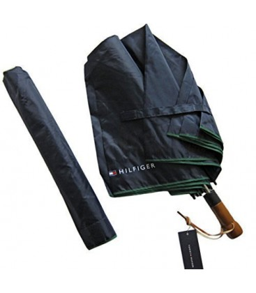Tommy Hilfiger Umbrella Big Unisex Şemsiye