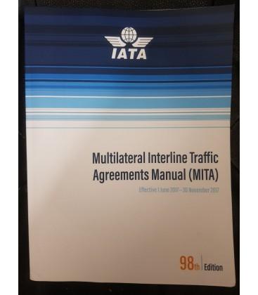 IATA MULTILATERAL INTERLINE  TRAFFIC AGREEMENTS MANUEL (MITA)