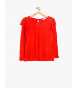 Koton Kız Çocuk Tişört 8KKG17041OK420