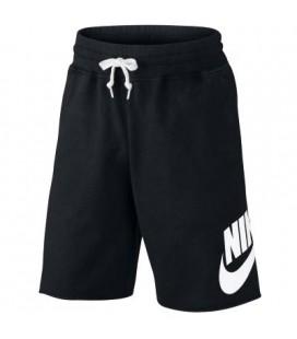 Nike Erkek Şort 728691-010 Nike Alumni Lt Wt Shrt-Slstc