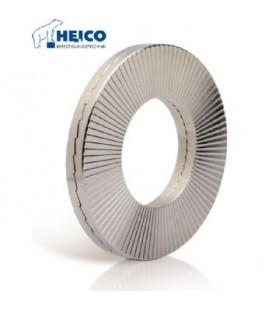 Heico HLS-10S 220105031166113 Paslanmaz Çelik Kilit Rondelası