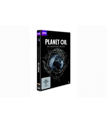 Planet Oil - Die Geschichte des Öls DVD