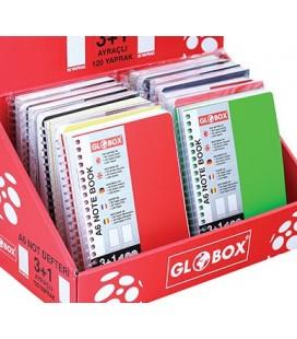 Globox 6433 A6 Not Defteri