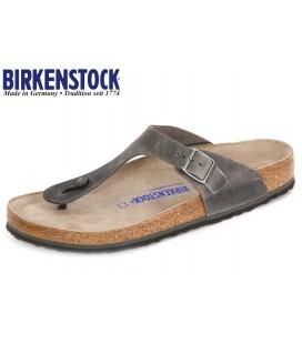 Birkenstock Gizeh Fl Kahverengi Erkek Terlik 1005215