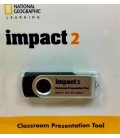 National Geographic Impact 2 - Classroom Presentation Tool Usb