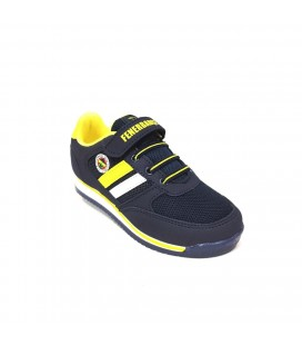 Kinetix Tramor Fb 100251587 Lacivert-Sarı Erkek Çocuk Ayakkabı