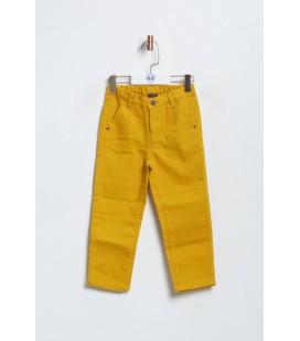 BG Baby Erkek Bebek Hardal Pantolon 3636BBG1227