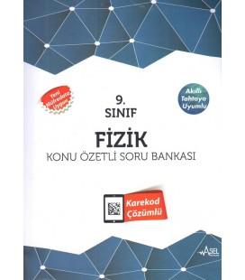 Asel Yayınları 9. Sınıf Fizik Konu Özetli Soru Bankası