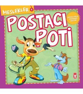 Meslekler 5 Postacı Poli