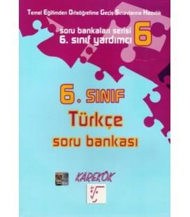 Karekök 6. Sınıf Türkçe Soru Bankası