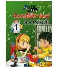 4. Sınıf Fen Bilimleri Aktif Okul 8 Fasikül Dosya Yayınları