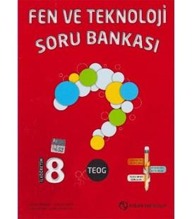 Aydan 8. Sınıf TEOG Fen ve Teknoloji Soru Bankası