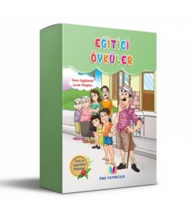 Eğitici Öyküler 8 Kitap FMS YAYINCILIK