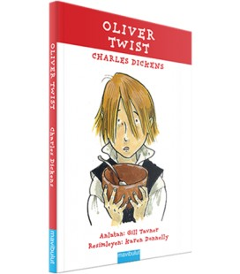 Oliver Twist Charles Dickens Mavibulut
