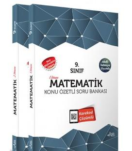 9. Sınıf Matematik 1 2 Konu Özetli Soru Bankası Asel Yayınları
